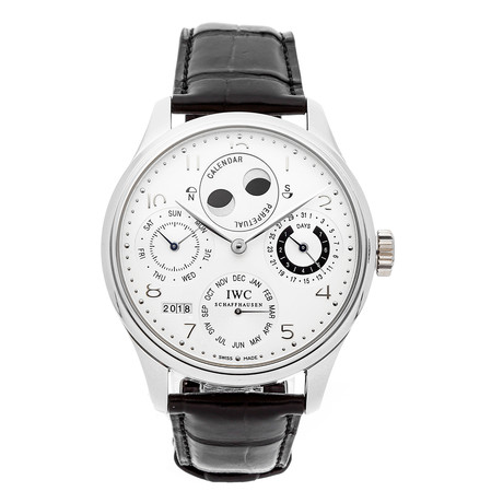 IWC Portuguese Perpetual Calendar Automatic // IW5021-11 // Pre-Owned