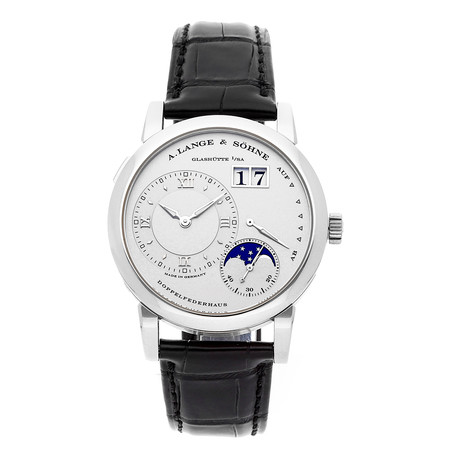 A. Lange & Sohne 1 Moonphase Manual Wind // 109.025 // Pre-Owned