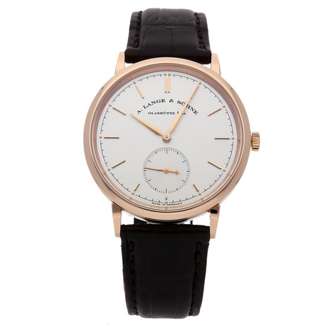A. Lange & Sohne Saxonia Automatic // 380.032 // Pre-Owned