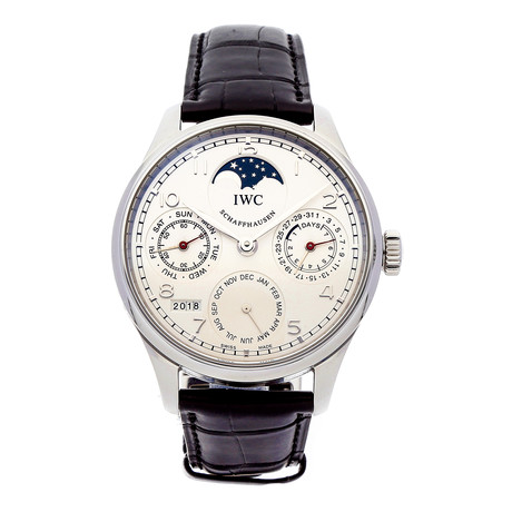 IWC Portuguese Perpetual Calendar Automatic // IW5023-08 // Pre-Owned