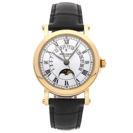 Patek Philippe Grand Complications Perpetual Calendar Retrograde Automatic // 5059J-001 // Pre-Owned