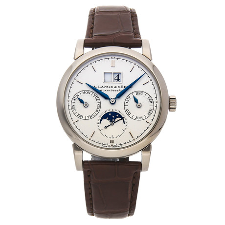 A. Lange & Sohne Saxonia Annual Calendar Automatic // 330.026 // Pre-Owned