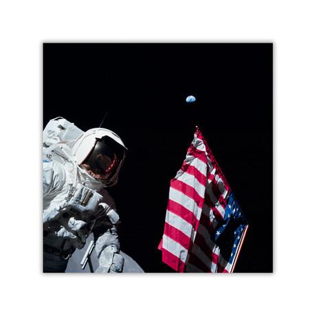 """Stars & Stripes // C-Print (11.8""""W x 11.8""""H)"""