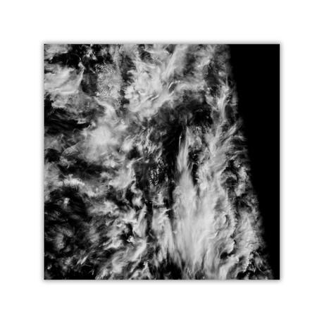 "Cloud Cover // C-Print (11.8""W x 11.8""H)"