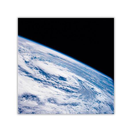 "Hurricane Gladys // C-Print (11.8""W x 11.8""H)"
