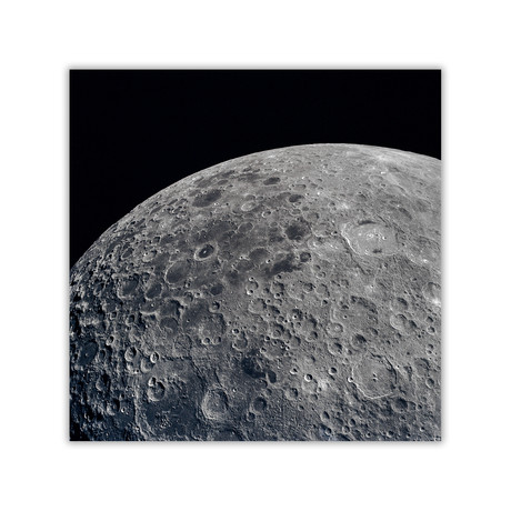 "Mare Australe // C-Print (11.8""W x 11.8""H)"