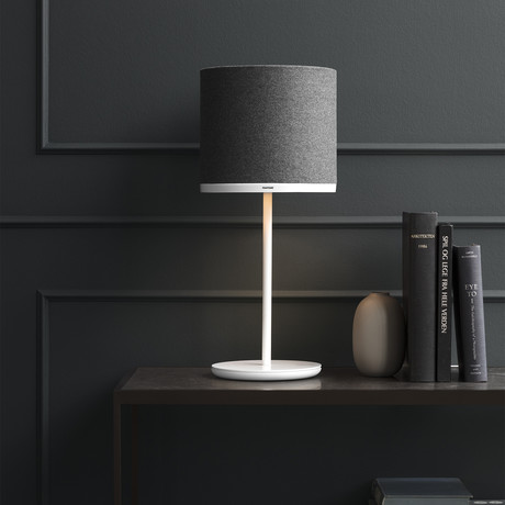 Capella Table Lamp // Sargas 25 (Black Beauty)