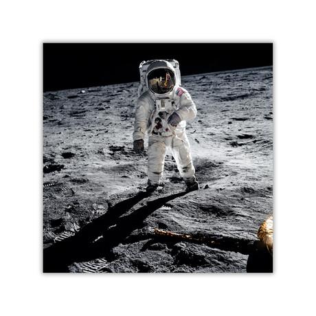 """Aldrin's EVA // C-Print (11.8""""W x 11.8""""H)"""