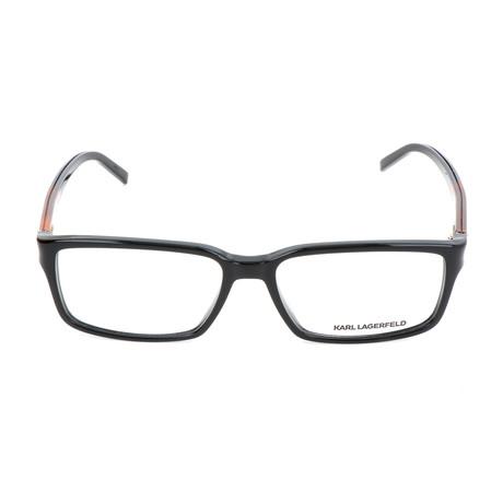 Men's KL816 Frames // Black