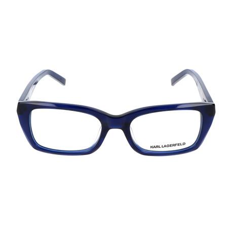 Women's KL849 Frames // Blue