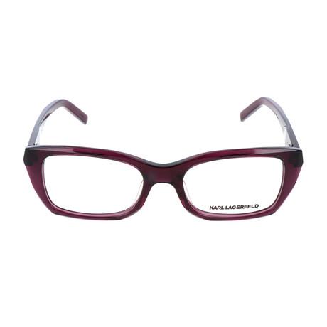 Women's KL849 Frames // Purple