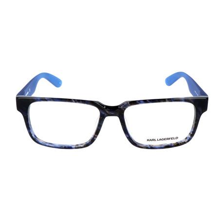 Unisex KL879 Frames // Blue Marble