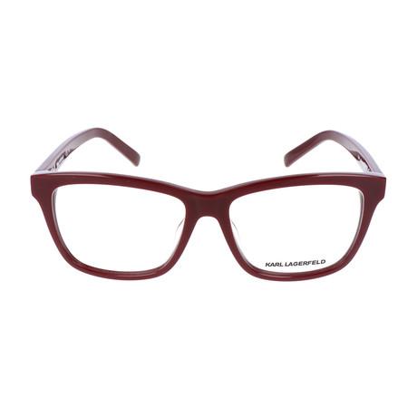 Unisex KL889 Frames // Red