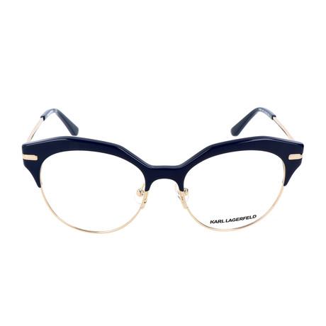 Women's KL260 Frames // Blue
