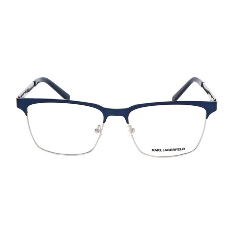 Men's KL259 Frames // Satin Blue