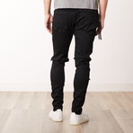Knockout Denim // Black (S)
