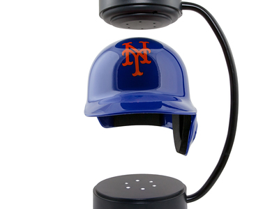 Photo of Hover Helmets Levitating MLB Helmets New York Mets by Touch Of Modern