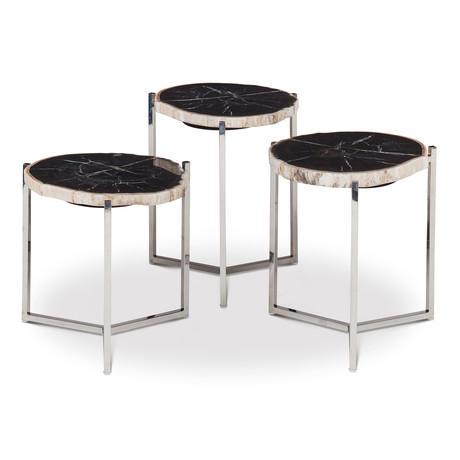 Jamie Coffee Table // Set of 3