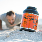 Grass-Fed Ultra Whey // 60 Servings (Chocolate)