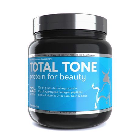 Total Tone: Protein for Beauty (Chocolate)