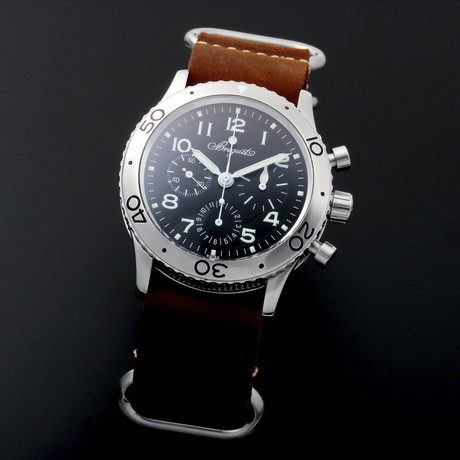 Breguet Chronograph Type XX Automatic // 380ST // Pre-Owned