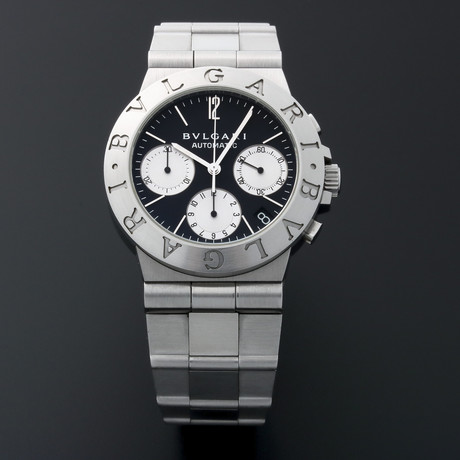 Bulgari Chronograph Automatic // SC35 // Pre-Owned