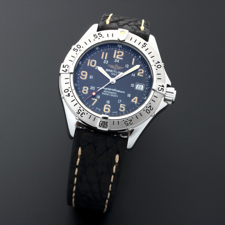 Breitling Date Superocean Automatic // 11740 // Pre-Owned