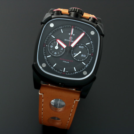 CT Scuderia Chronograph Quartz // TM6578 // Store Display