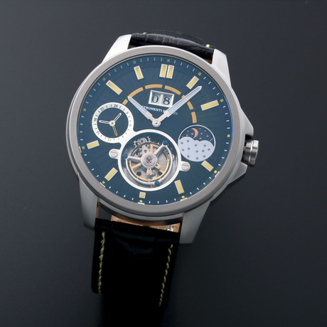 Strumenti Nautici Tourbillon Automatic // SNS02.01.053 // Store Display