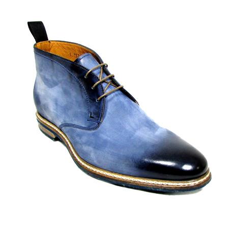 Berlina Chukka Boot // Deep Blue (Euro: 41)