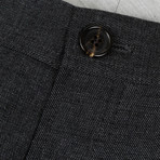 Brunello Cucinelli // Wool Blend Dress Pants // Gray (56)