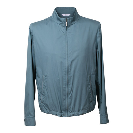 Bomber Jacket // Teal (XS)