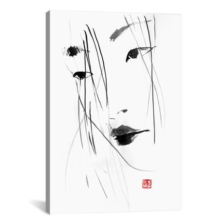 """Geisha's Hair (18""""W x 26""""H x 0.75""""D)"""
