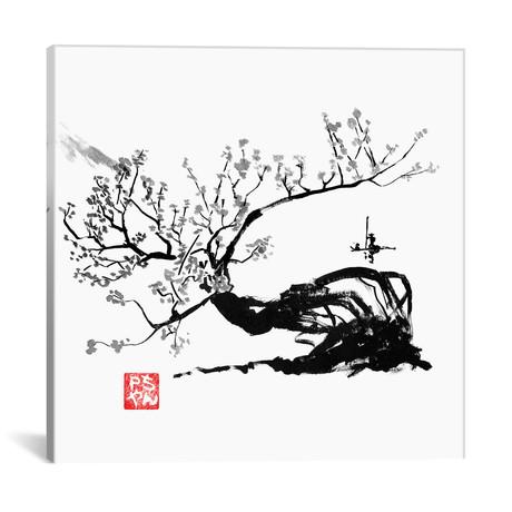 "Old Tree (18""W x 18""H x 0.75""D)"
