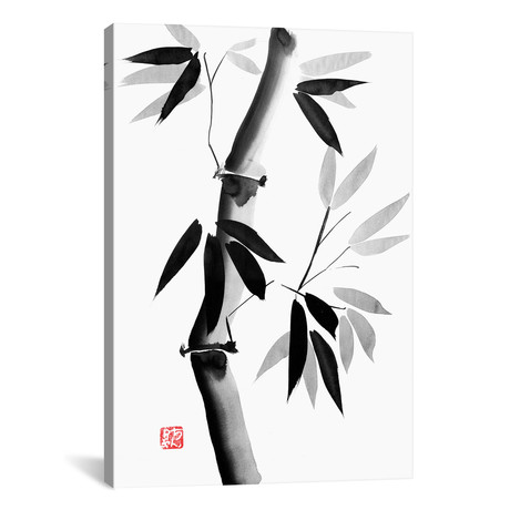 "Old Bamboo (18""W x 26""H x 0.75""D)"
