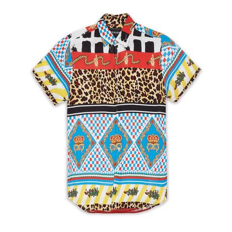 Culture Woven Shirt // Multi (S)