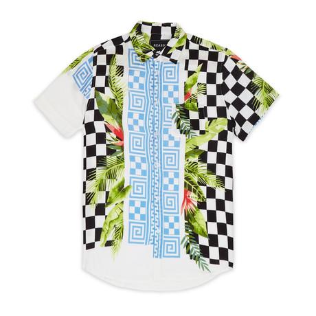 Palmdale Woven Shirt // Multi (S)