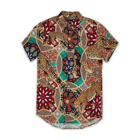 Montverde Woven Shirt // Multi (S)
