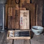 BRUTE Collection // Steak Knife Set // XXL