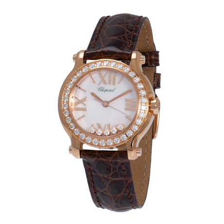 Chopard Happy Sport Quartz // 274189-5005