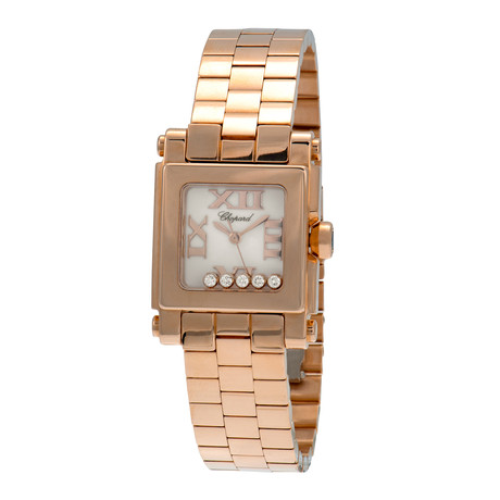Chopard Happy Sport Square Quartz // 275349-5002