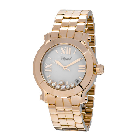 Chopard Happy Sport Quartz // 277472-5001