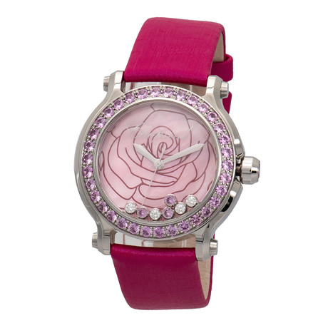Chopard La Vie En Rose Quartz // 278475-3030