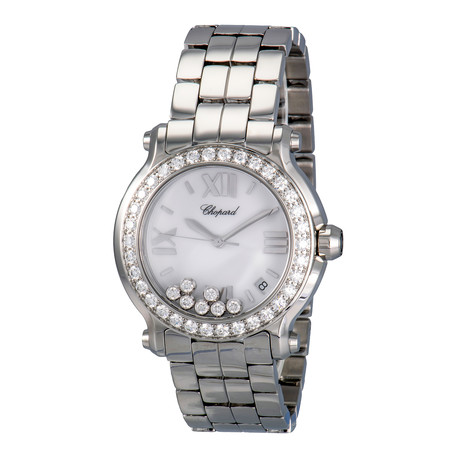 Chopard Happy Sport Quartz // 278477-3008