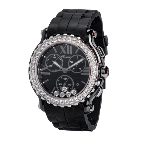 Chopard Happy Sport Chronograph Quartz // 288515-9006