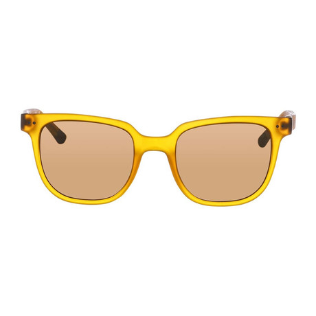 Gant // Classic Sunglasses // Honey + Brown
