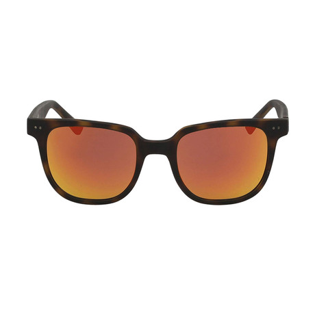 Gant // Classic Sunglasses // Tortoise + Red Orange Mirror