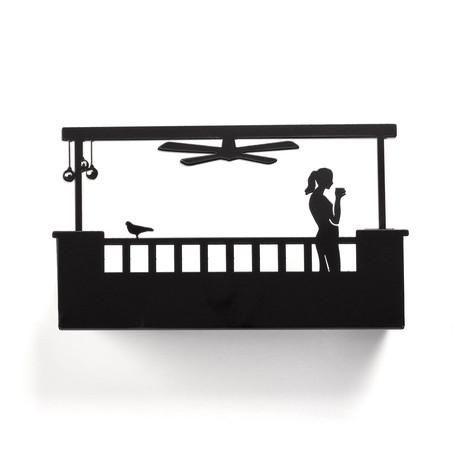 Balcony // Hers (Rectangular)