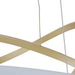 Gold LED Edinburgh Chandelier