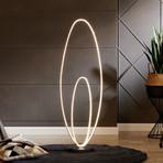 Chrome Milan // Floor Lamp